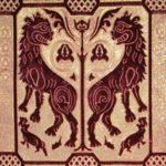 Velluto Leoni Bizantini 004-32173